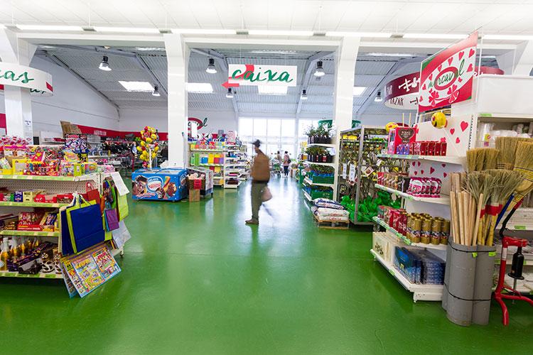 cooperativa o val supermercado